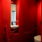 toilet wc fontein